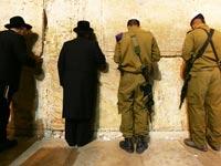 חרדים ירושלים העתיקה / צלם : רויטרס